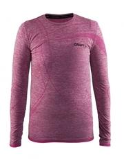 Детская терморубашка для деовочек Craft Comfort 1903777-B403 розовая