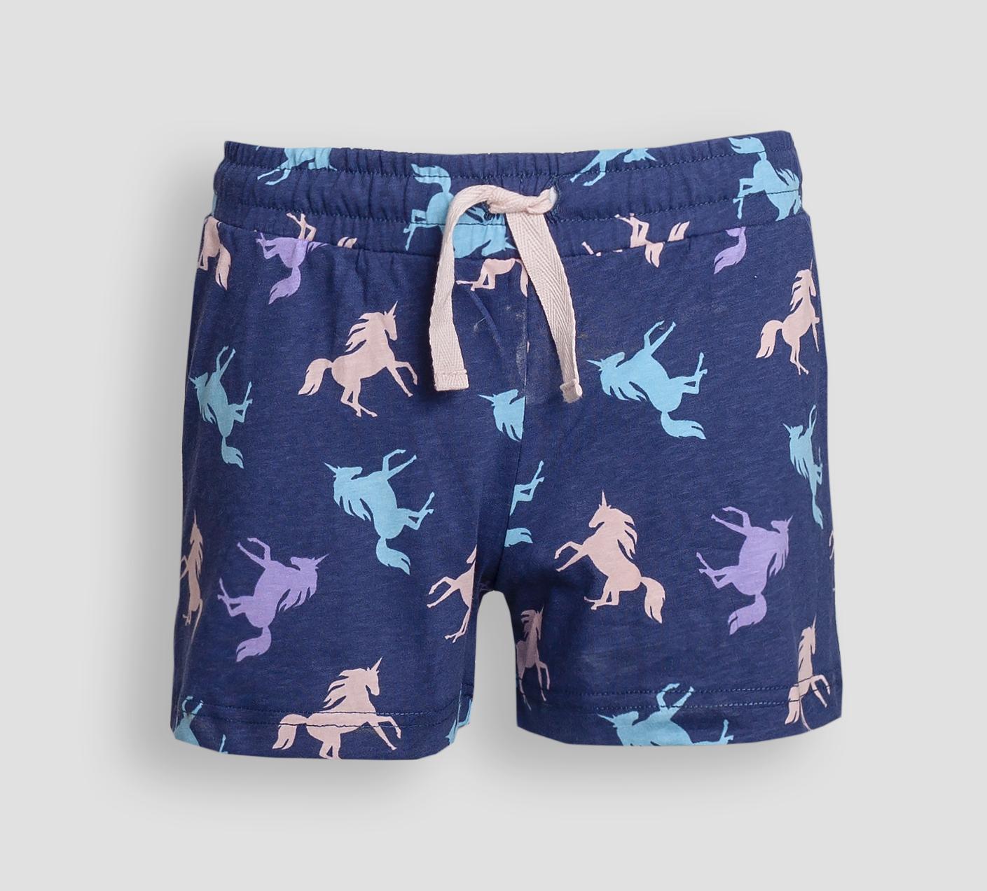 Детские женские шорты пижамные E18K-64D101