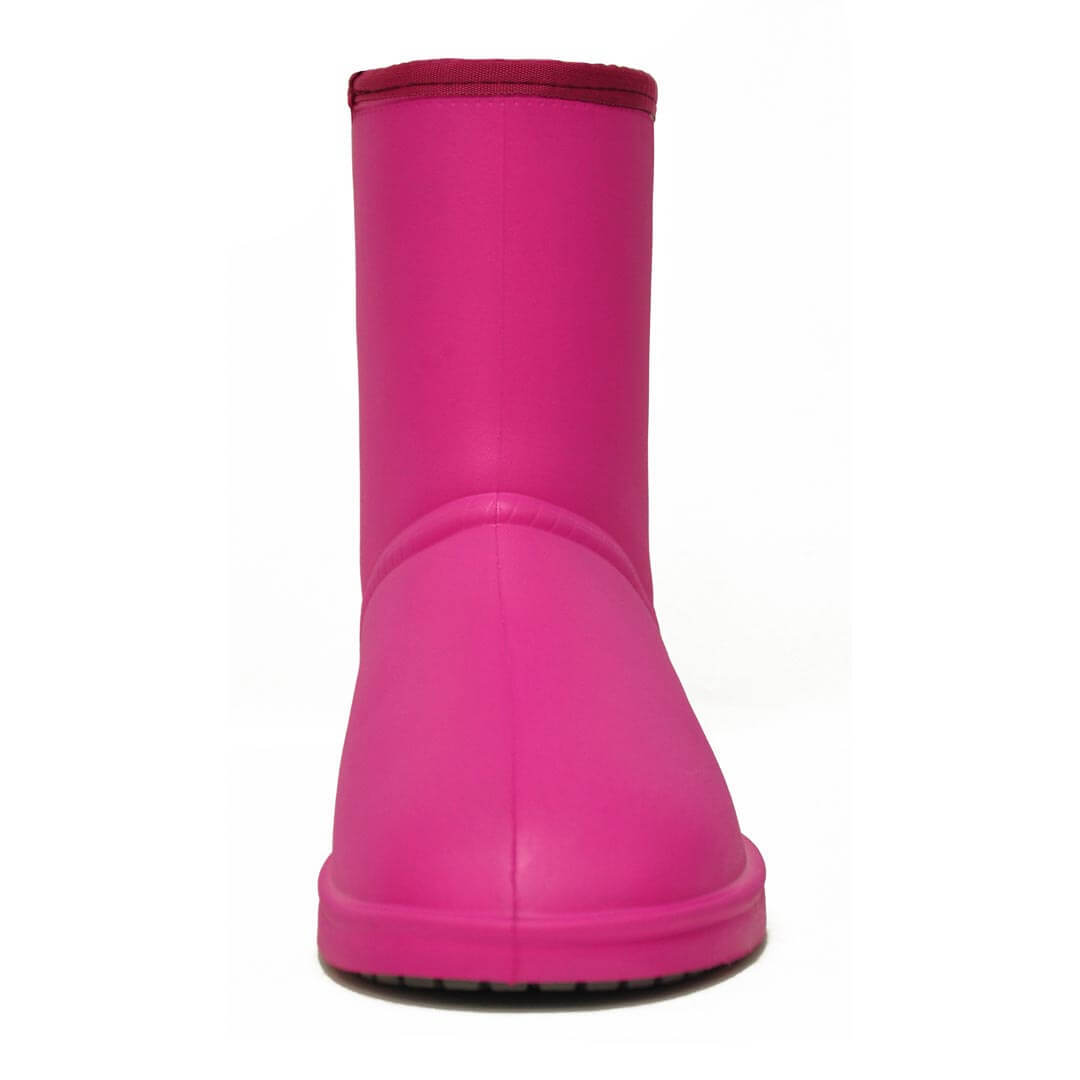 Резиновые Угги Nordman Frosto Розовые