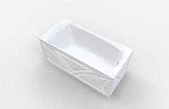 Акриловая ванна 1Marka ELEGANCE 4604613307516 140х70 см