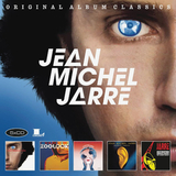 Jean-Michel Jarre / Original Album Classics (5CD)
