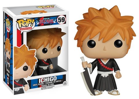 Фигурка Funko POP! Vinyl: Bleach: Ichigo 6360