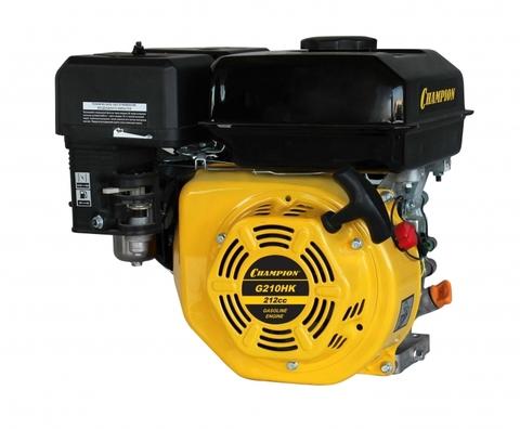 Бензиновый двигатель Сhampion G210HK