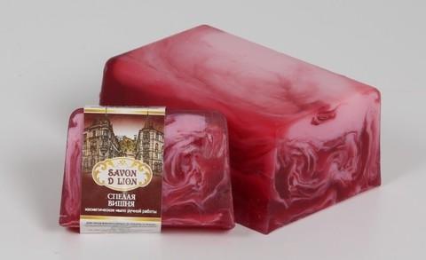 Косметическое мыло Спелая вишня 100 гр. ТМ SAVON D LION