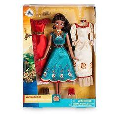 Кукла Елена из Авалора с 2 дополнительными нарядами 2017 год, Disney