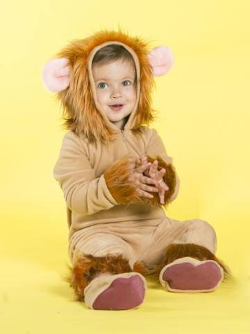 Карнавальный костюм Львенок на малыша