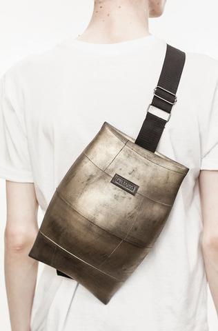 Однолямочный рюкзак