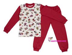 884 пижама девочка фигурки