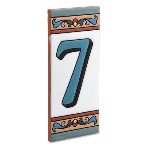 Седьмой номер дома