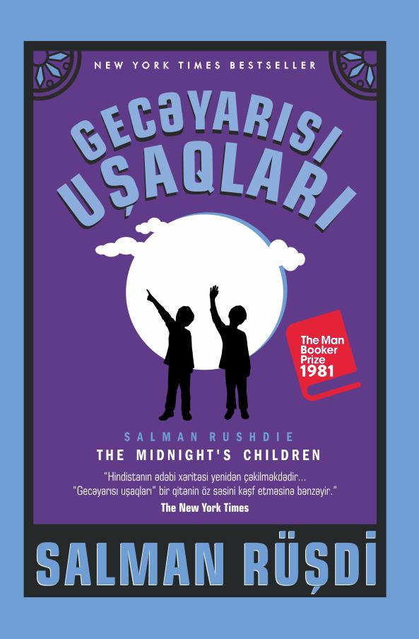 Kitab Gecəyarısı uşaqları | Salman Rushdie | 9789952366471 ...