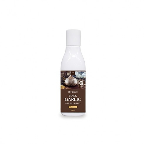 DEOPROCE Black Garlic Intensive Energy Shampoo 200ml