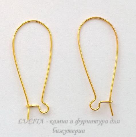 Швензы - петли длинные, 39х14 мм (цвет - золото), 5 пар (WP_20140606_15_40_37_Pro)
