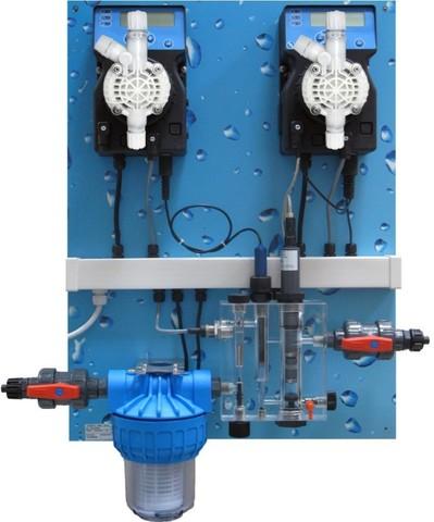 Настройка и ремонт станций дозирования химии в бассейн