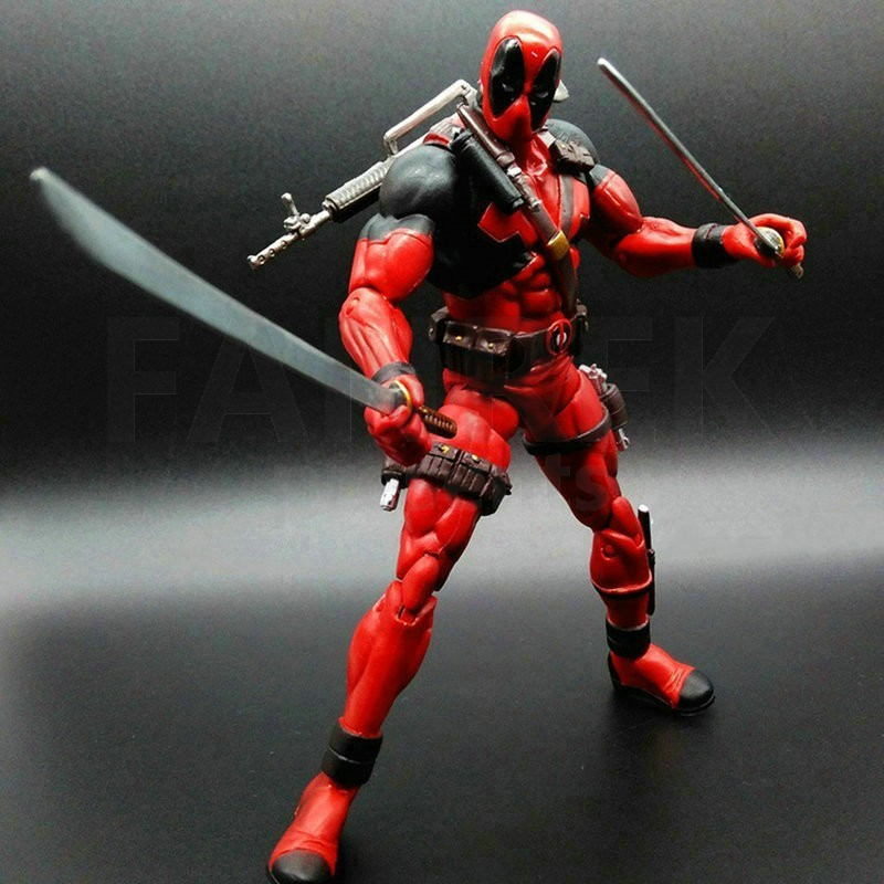 Фигурка Дэдпул (Deadpool) - Marvel Select