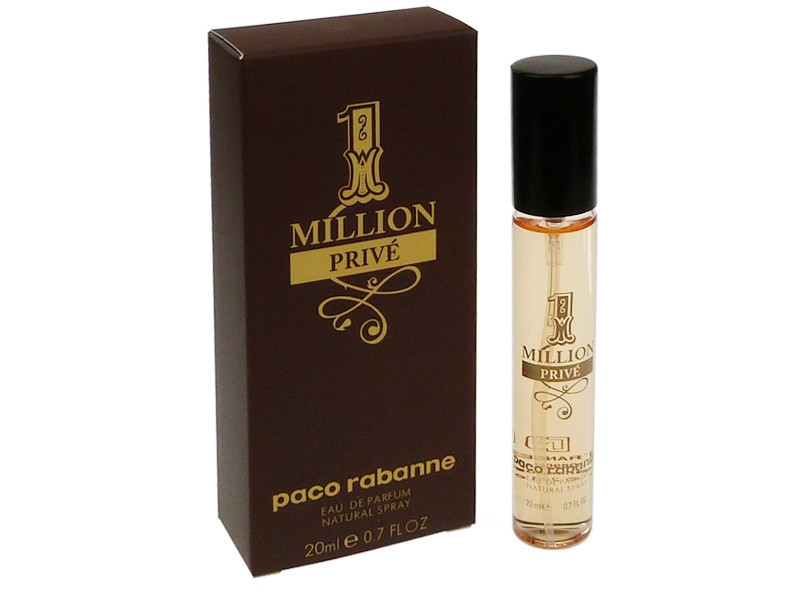 Мини-парфюм Paco Rabanne 1 Million Prive, 20 ml