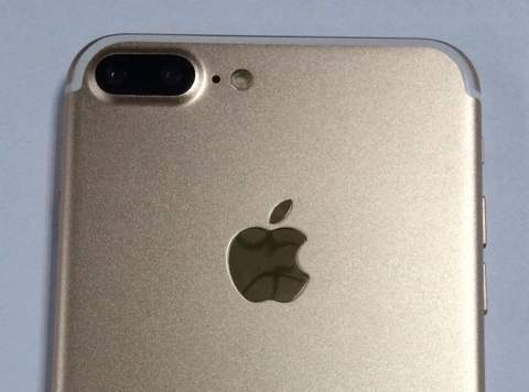 iPhone 7 Plus Android Gold (MTK6582)