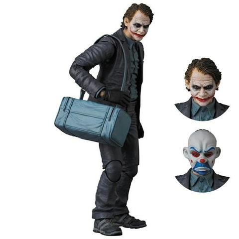Тёмный рыцарь фигурка Джокер Грабитель банка — The Dark Knight The Joker Bank Robber Figure