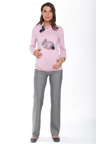 Брюки для беременных 03167 серый