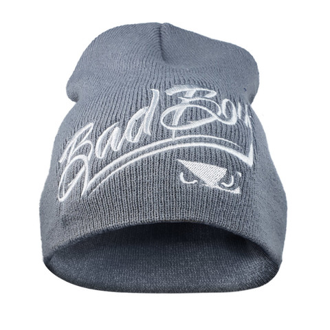 Шапка Bad Boy Embroidery Dark Grey
