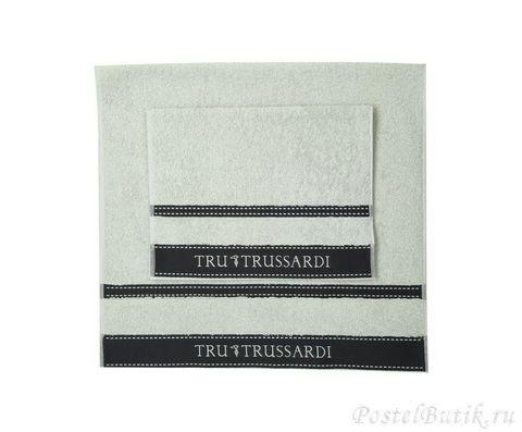 Набор полотенец 2 шт Trussardi Golf серый