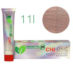 CHI Ionic 11i  (Очень светлый радужный блондин плюс) - стойкая краска для волос