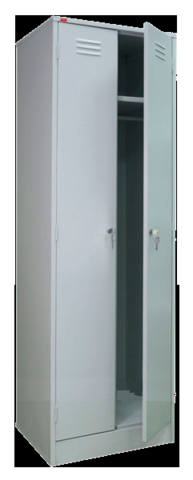 Шкаф для одежды ШРМ-22-600,   1860х600х500 мм.