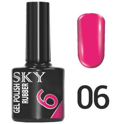 Sky Гель-лак трёхфазный тон №006 10мл