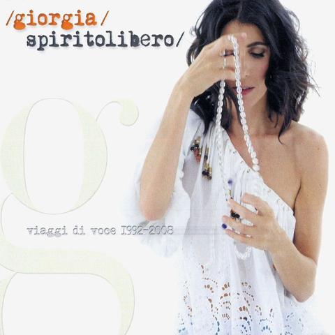 Giorgia / Spirito Libero (Viaggi Di Voce 1992-2008)(3CD)