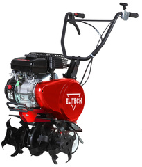 Культиватор бензиновый ELITECH КБ 4 (Е1603.001.00)