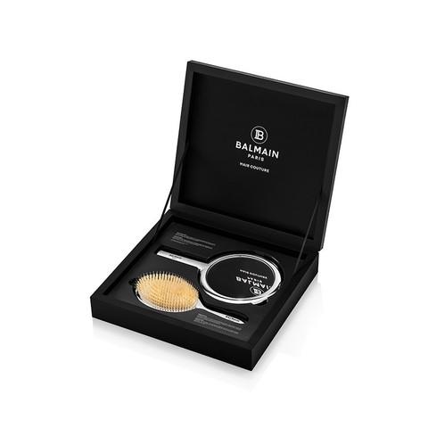 Balmain Hair Премиум-набор с зеркалом и спа-щеткой