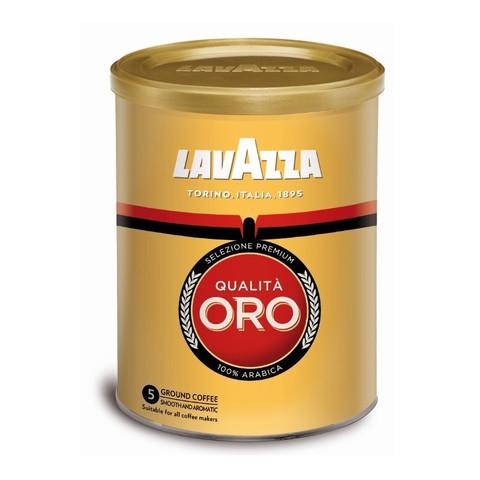 Кофе Lavazza Oro молотый ж/б,250г