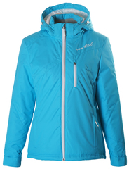 Утеплённая прогулочная лыжная куртка Nordski Premium Aquamarine женская