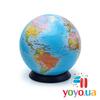 Шаровый 3D Пазл Pintoo - Глобус 540 деталей 23 см