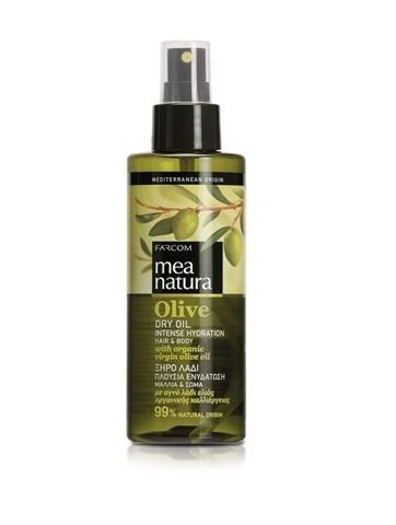 Оливковое сухое масло для кожи и волос MEA NATURA 160 мл