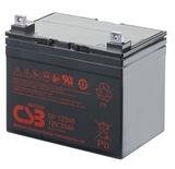 Аккумулятор CSB GP12340 ( 12V 40Ah / 12В 40Ач ) - фотография