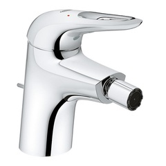 Смеситель для биде однорычажный с донным клапаном Grohe Eurostyle 33565003 фото