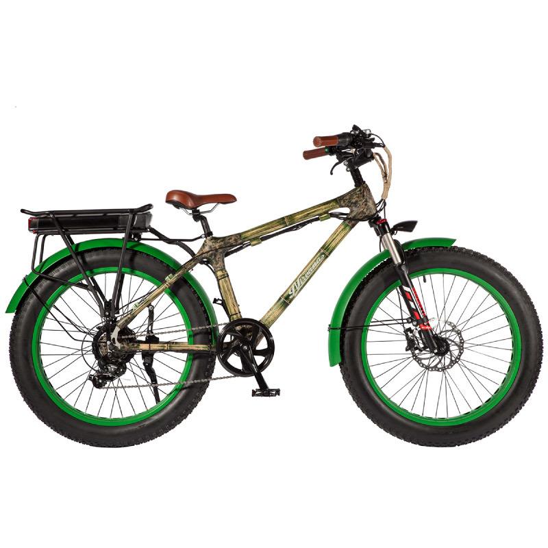 Велогибрид Eltreco BamBoo - Велогибриды, артикул: 780630