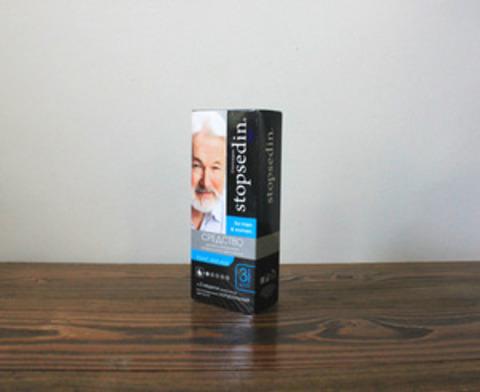 Стопседин Тонус Anti-Age средство для восстановления натурального цвета волос