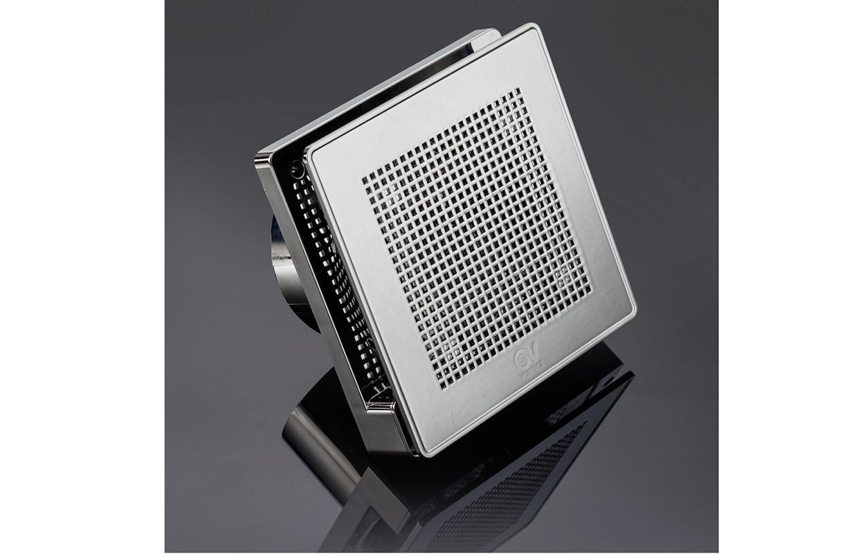 Накладные вентиляторы VORTICE серии Punto Evo Вентилятор накладной Vortice Punto Evo ME 100/4 LL WHITE GOLD (двухскоростной) ВГ01.jpg