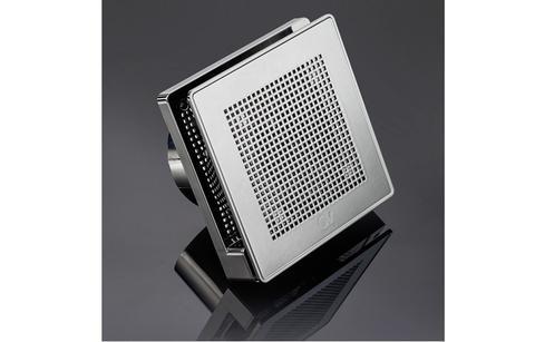 Вентилятор накладной Vortice Punto Evo ME 100/4 LL WHITE GOLD (двухскоростной)
