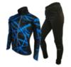 Зимний лыжный разминочный костюм OLLY Bright Sport Crimson (140301-140401) унисекс