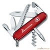 Нож перочинный Victorinox Camper 91мм 13 функций красный с лого Camping (1.3613.71) швейцарский нож victorinox camper 13 функций