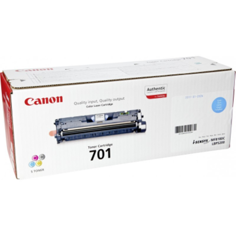 Cartridge 701 Cyan