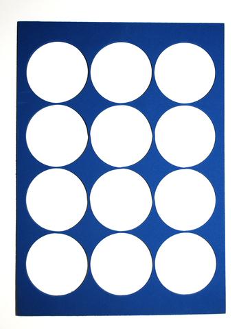 009-3665 Фоторамка из фоамирана (Заготовка)
