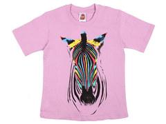 937-5 футболка детская, розовая