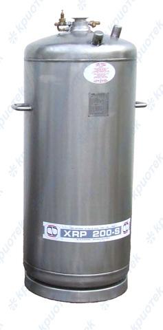 Вертикальный сосуд XRP 200