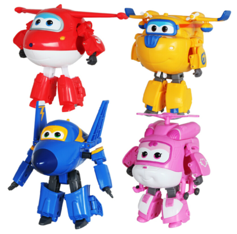 Супер крылья Набор игрушек — Super Wings