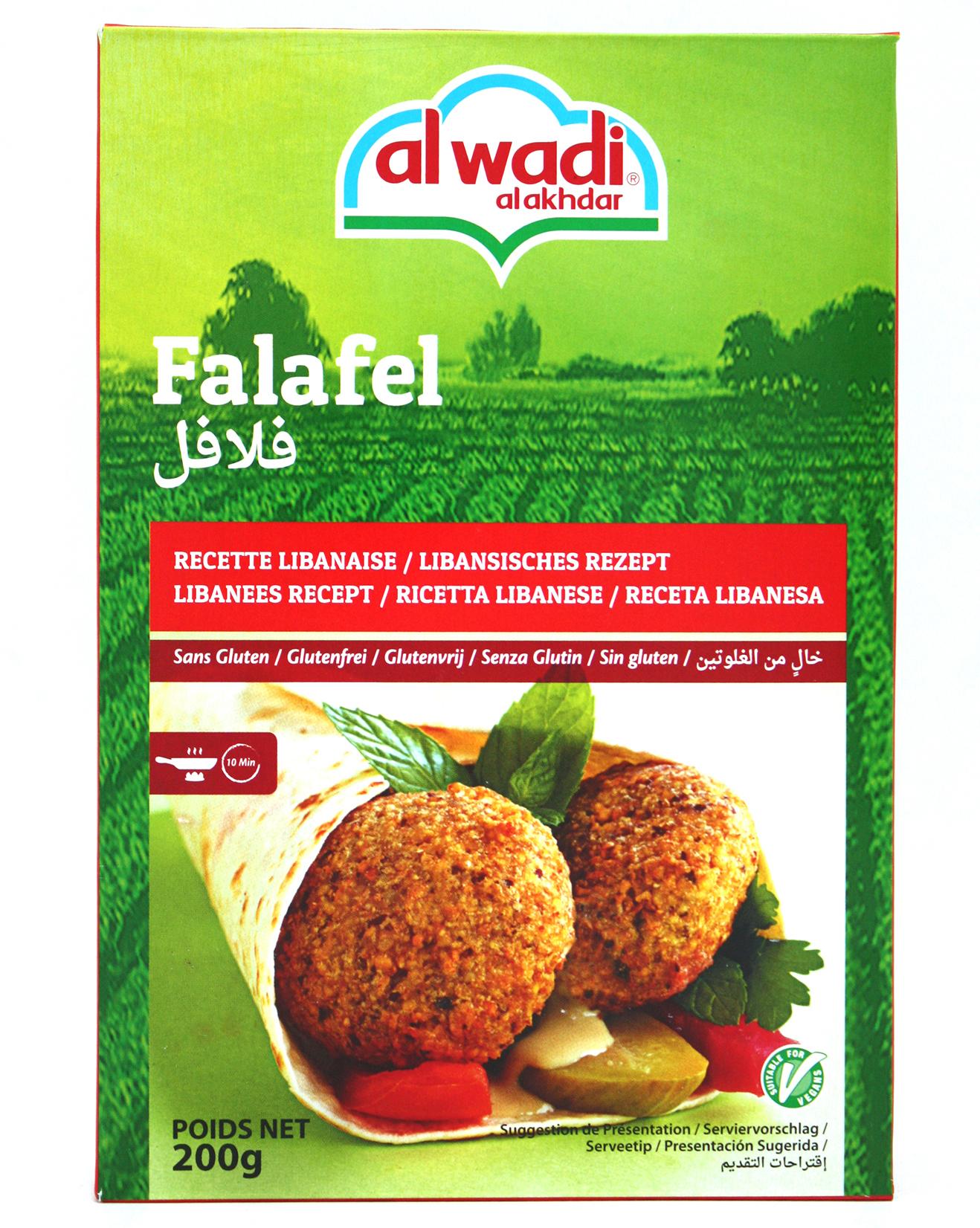Полуфабрикаты Смесь для фалафеля, Al Wadi, 200 г import_files_5c_5c88cdccf0e411e9a9ba484d7ecee297_b074d4bdf98811e9a9ba484d7ecee297.jpg