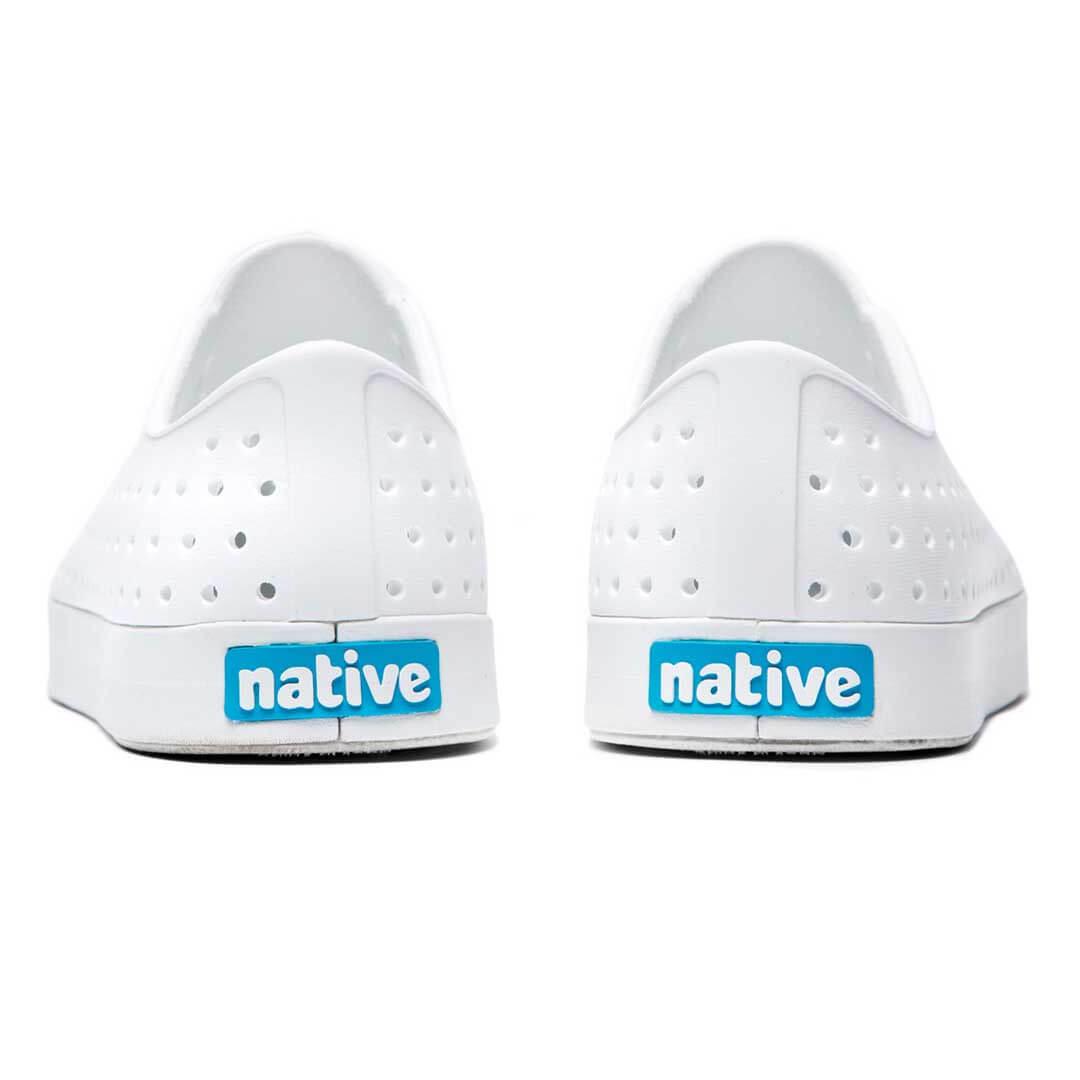 Кеды Native Jefferson Shell White Shell White белые