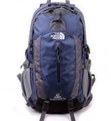 Туристический рюкзак  North Face electron 50L Темно-синий